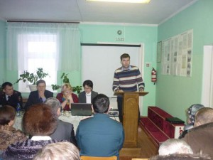 Гизтдинов Рамиль Римович –главный  врач ГБУ Ермекеевской ЦРБ