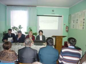 Миргасимова Эльвира Расимовна – начальник отдела экономики, ознакомила с программами которые действуют в Ермекеевском районе по улучшению жилищных условий.